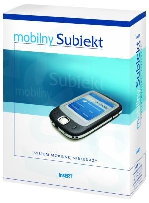 InsERT mobilnySubiekt