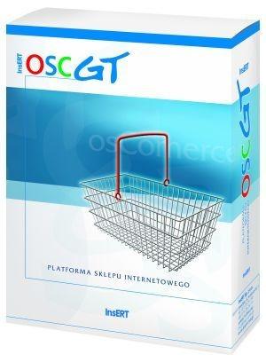 InsERT oscGT + Sfera SGT - platforma sklepu internetowego