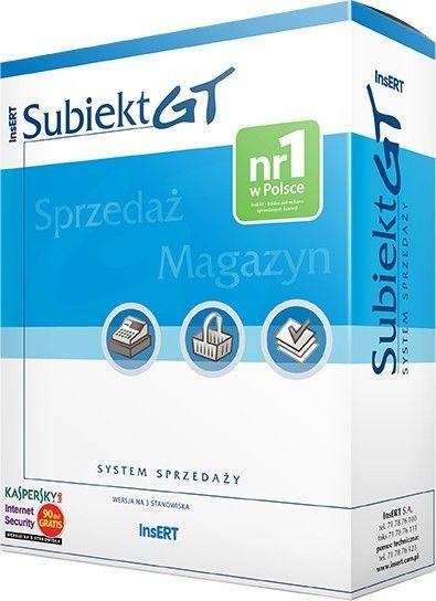 InsERT Subiekt GT (system sprzedaży)