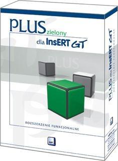InsERT zielony Plus dla InsERT GT