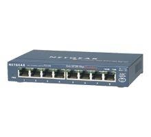 Netgear Przełącznik Netgear FS108-200PES 8x PL GW