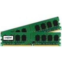 Crucial DDR2 4GB/667 CL5 (2*2GB)