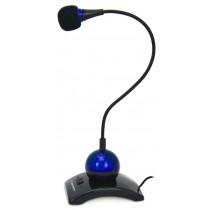 Esperanza EH130B Mikrofon na Podstawce z Regulowanym Ramieniem i Wyłącznikiem
