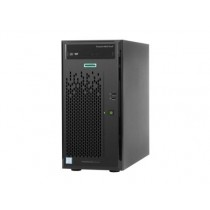 HP ProLiant ML10 Gen9 E3-1225 v5 1P 8GB B110i RAID 2x1TB NHP SATA 300W 3/3/3
