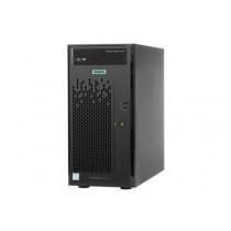 HP ProLiant ML10 Gen9 E3-1225 v5 1P 8GB B110i RAID 2x1TB NHP SATA 300W 3/3/3