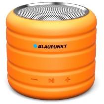 Blaupunkt Głośnik bluetooth BT01OR, FM PLL SD/USB/AUX, pomarańczowy