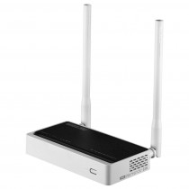 TOTOLINK N300RT 300Mbps 2.4GHz 802.11b/g/n Wireless N Router, 2x 5 dBi antennas