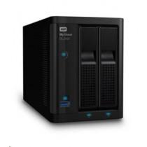 Western Digital Serwer plików NAS WD My Cloud PR2100 0 TB ( WDBBCL0000NBK )