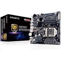 Gigabyte MB Sc LGA1151 H110TN, Intel H110, 2xDDR4 SODIMM, VGA, Thin mini-ITX