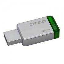 Kingston 16GB USB 3.0 DataTraveler 50 (Metal/Purple)