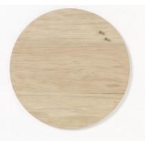 NAGA Tablica drewniana magnetyczna jasny dąb 45 cm