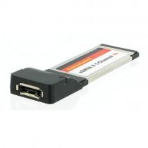 4World kontroler ExpressCard - eSATA II x1