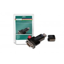Digitus konwerter USB2.0/RS232 (DB9M)