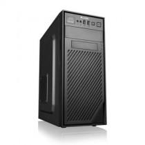 Logic Concept OBUDOWA H2 MIDI 2xUSB 2.0, bez zasilacza (czarna)