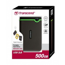 Transcend StoreJet M3 500GB (2.5'', USB 3.0)