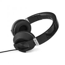 Logic Concept Słuchawki Nagłowne MH-8 Black z Mikrofonem