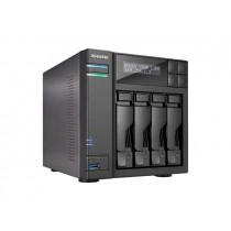 Asustor AS6204T sieciowy serwer plikow NAS tower, 4-dyskowy