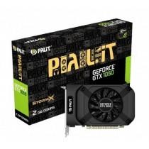 Palit GeForce GTX 1050 2GB StormX, DP + HDMI + Dual-link DVI