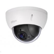 DAHUA Dahua PTZ IP kamera, opt.zoom 4x, AF, CMOS 1/2,7, 2Mpix, 1920×1080, PoE, IP66, videoanalytiky, ONVIF-S