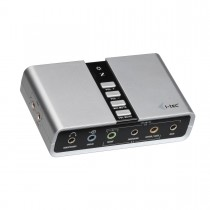 iTec 7.1.USB Channel Audio Adapter to USB