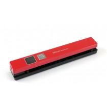 I.R.I.S. IRISCan Anywhere 5 Red - 8 PPM - Battery Li-ion