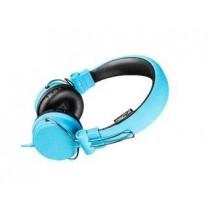 ModeCom Słuchawki Nagłowne MH-1 z Mikrofonem, niebieskie