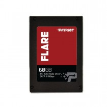 Patriot SSD Flare 60GB 2,5' 550/360 MB/s SATA III