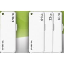Toshiba Pamieć USB U203 16GB USB 2.0 Biała