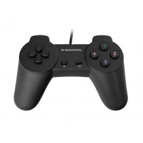 Manta MM812 BLACK USB joypad PC