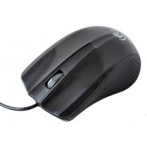 rebeltec Mysz przewodowa BLAZE optyczna 1000DPI 3 przyciski USB czarna