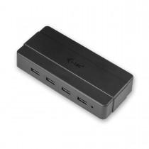 iTec i-tec USB 3.0 Charging HUB 4 port z zasilaczem 1x port ładujący USB 3.0