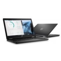 Dell Latitude 5580 Win10Pro i7-7600U/256GB SSD/8GB/HD620/15.6'FHD/KB-Backlit/4-cell/3Y NBD