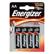 Energizer Bateria Alkaline Power, AA, LR6, 1,5V, 4szt.