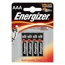 Energizer Bateria Alkaline Power, AAA, LR03, 1,5V, 4szt.