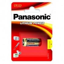 Panasonic Lithium Power bateria litowa CR123A, 1 Szt., Blister
