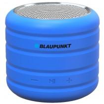Blaupunkt Głośnik bluetooth BT01BL, FM PLL SD/USB/AUX, niebieski
