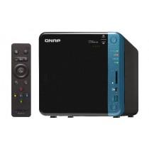 QNAP TS-453B-8G 4x0HDD 8GB 4x1.5-2.3GHz 2xLAN 5xUSB 1xPCIe AES-NI