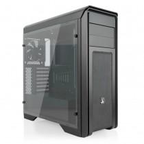 SilentiumPC Gladius M35T Tempered Glass Pure Black USB3.0