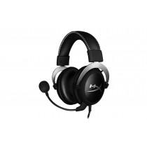 Kingston słuchawki dla graczy HyperX Cloud - Silver