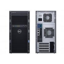 Dell PE T130 E3-1220v6 1x8GBub 2x 1TB SATA 3,5'' cabled Entry S130 DVD-RW 3yNBD