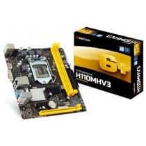 Biostar H110MHV3, LGA 1151, Intel H110, DDR3L-1866(OC)/ 1600/ 1333, USB 3.0