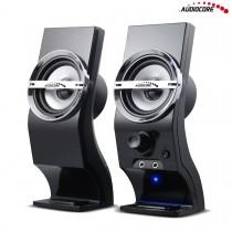 Audiocore Głośniki komputerowe 6W AC805 USB Black