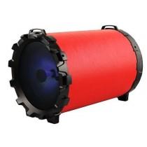 rebeltec SoundTube 220 RED przenośny głośnik Bluetooth z funkcją karaoke