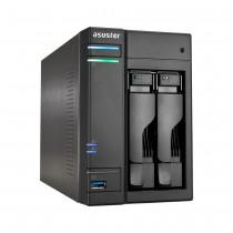 Asustor AS6302T sieciowy serwer plikow NAS tower, 2-dyskowy