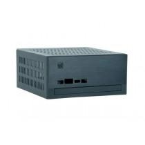 Chieftec obudowa STX-01B, Mini STX, 160mm x 154mm x 75mm, USB 3.0, Czarna