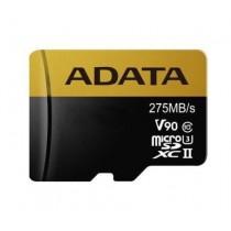 A-Data microSD Premier ONE 64G UHS2/U3/CL10 275/155MB/s