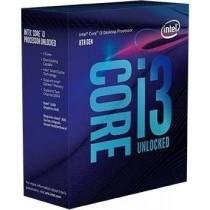 Intel Core i3-8350K, Quad Core, 4.00GHz, 6MB, LGA1151, 14nm, BOX