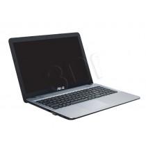 Asus R541NA-GQ151 QuadCore N4200 15 6?LED 4GB 500 HD505 DVD HDMI USB-C BT DOS 2Y Srebrny
