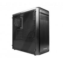 TACENS IMPERATOR W WINDOW, USB 3.0, Obudowa ATX , czarna (bez zasilacza)