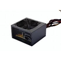 Gembird BlackBoxPower zasilacz komputerowy ATX 600W aktywne PFC, 12cm fan